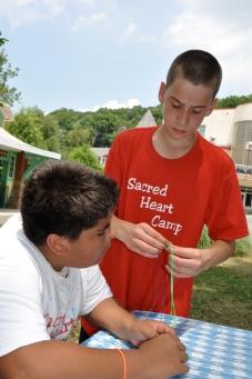 Sacred Heart Camp 1
